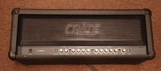 Crate GX900H Electric Guitar Amplifier Head