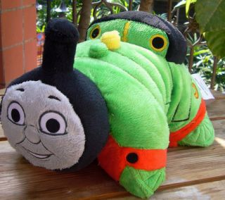 CUDDY for Thomas Friends Soft No6 Percy The Green Children Pillow Pets