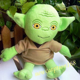 New Arrival Star Wars Yoda cuddy 7 Plush Doll Toy Collectible