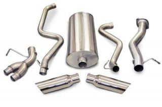 Corsa Performance Exhaust DB Cat Back Exhaust System 24893