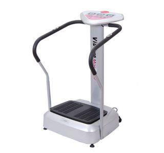 Crazy Fit Vibrating Plate Slim Full Body Fitness Vibration Massager