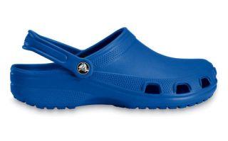 Crocs RX Relief Medical Nursing Support Sea Blue