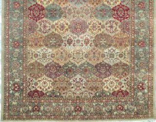 8x10 Haji Jalili Area Rugs Hand Knotted Handmade Wool Carpet RC EHS