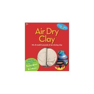 Air Dry Clay Pottery Curiosity Kits Terra Cotta Beige