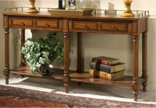 Country style golden oak hall tree w hooks mirror seat - Sofas de estilo ingles ...