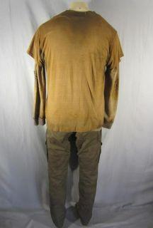 Terra Nova Curran Jay Ryan Screen Worn Shirt Tshirt Pants Belt EP 110