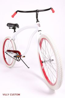 Oslo A Villy Custom Beach Cruiser Bicycle Bike