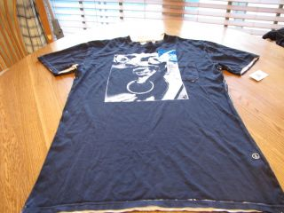 Mens Volcom T Shirt Java Custom Pocket Tee XL $34 New