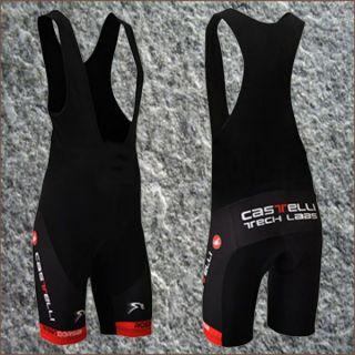 New Cycling Sport Bike Castelli Clothing Bib Shorts Only