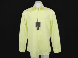 New Gianni Versace Slim Fit Couture Shirt E 58 XL