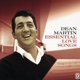 DEAN MARTIN ESSENTIAL LOVE SONGS NEW CD