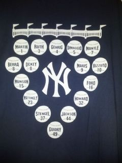 New York Yankees Legends long sleeve Tee Shirt XL