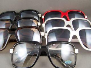Grey Run DMC Rapper Old School Big Lens Sun Glasses