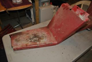 Wheel Horse Tractor D160 D180 D200 FOOT RESTS Right Left Side
