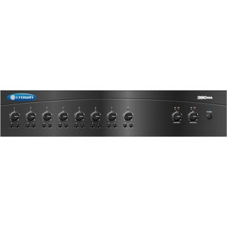 Crown Audio 280mA 8 Input 2 x 80W Mixer Amplifier