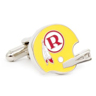 Retro Washington Redskins NFL Football Cufflinks Cuffs