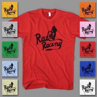 Rad Racing BMX Movie Cru Jones Classic Cycling Biking Bike Retro 80s