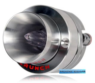 Crunch CRBT 4 3 3 4 4 Ohms 250W Max Full Range High Output Horn