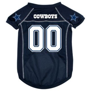 Dallas Cowboys Pet Dog NFL Football Jersey