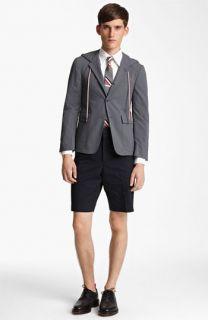 Thom Browne Hooded Jacket, Shirt & Shorts