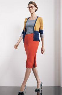 Halogen® Cardigan, Tee & Skirt