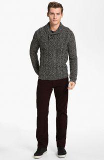 rag & bone Sweater, T Shirt & Corduroy Pants