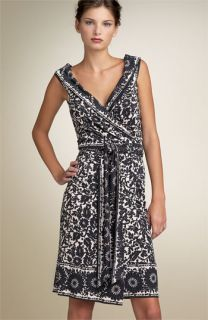 Diane von Furstenberg Fariba Sleeveless Wrap Dress
