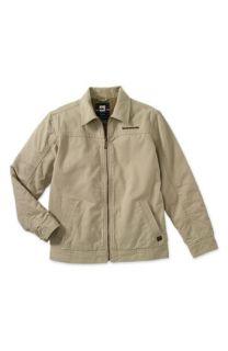 Quiksilver Zip Front Jacket (Big Boys)