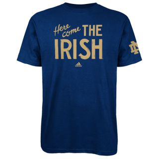 Notre Dame Fighting Irish Adidas Shamrock Series Navy Irish Are Coming