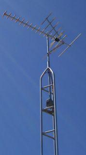 ham radio antenna tower