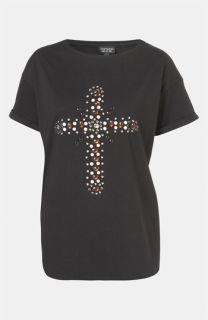 Topshop Jewel Cross Tee