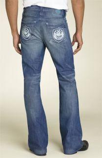Rock & Republic Floyd Bootcut Jeans (Atomic Structure Wash)