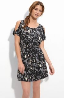 Lush Cold Shoulder Dress (Juniors)