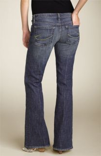 Chip & Pepper Mamasita Maternity Bootcut Stretch Jeans (Platinum Wash)
