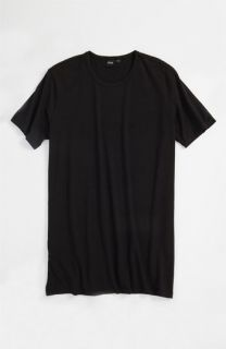 BOSS Black Crewneck Stretch Cotton T Shirt (Big) (Online Exclusive)