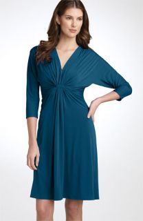 Lily Knot Front Jersey Dress