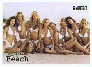 bombshell beach 8 of 10 sports illustrated swimsuit 2006