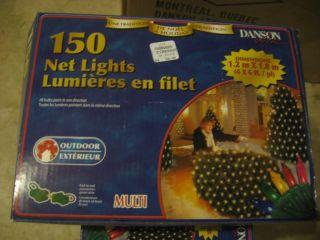 Danson Decor OUTDOOR LIGHT NET multi X7258M christmas xmas lighting