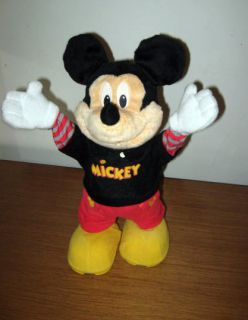 Dance Star Mickey Mouse Disney Sings Dances