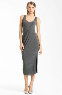 Donna Karan Collection Layered Jersey Dress