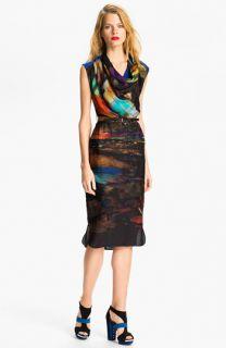 Ted Baker London Midi Sheath Dress