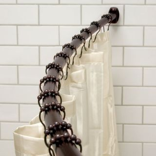 36 Curved Shower Curtain Rod Oil Rubbed Bronze