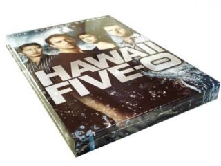 Hawaii Five O   The Complete Second Season (DVD, 2012, 6 Disc Set)
