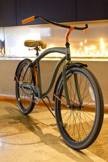 Archer A Villy Custom Beach Cruiser Bike Bicycle