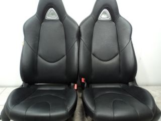 rx8 hot rod custom car black leather power with memory front seats