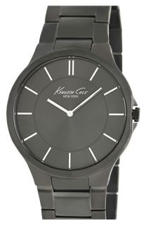 Kenneth Cole New York Round Dial Bracelet Watch