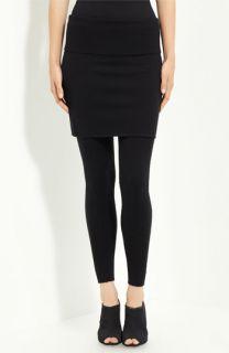 Donna Karan Collection Cashmere Blend Miniskirt