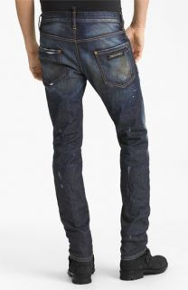 Dsquared2 Cool Guy Slim Fit Jeans (Blue Wash)