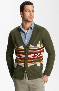 Pendleton Portland Collection Wallowa Merino Wool Cardigan