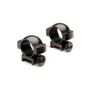 Horton 1 Crossbow Scope Rings Fits 7 8 Weaver Style Base